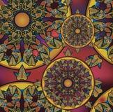 Abstrakta designseamles Royaltyfri Foto