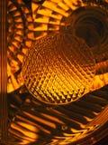 Abstrakta diagram med ljus och skugga Arkivfoto