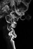 Abstrakta dym Fotografia Stock