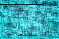 Abstrakta finansiella diagram bakgrund Arkivbilder