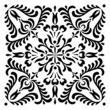 Abstrakta fyrkantiga ungerska motiv Royaltyfria Foton
