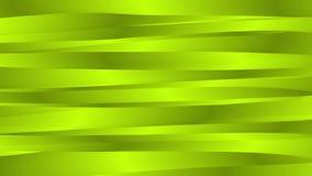 Abstrakta gładki zielony tło ilustracja wektor