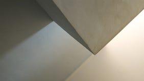 Abstrakta geometriska former Royaltyfria Bilder