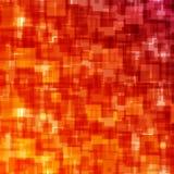 Abstrakta geometriska fyrkantlinjer bakgrund Royaltyfri Bild