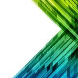 Abstrakta geometriska linjer bakgrund Royaltyfri Foto
