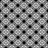 Abstrakta geometriska prydnader Arkivfoton