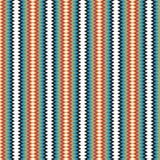 Abstrakta geometriska sömlösa Art Ethnic Native Background Pattern vektor illustrationer