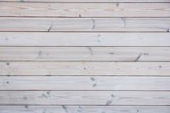 Abstrakta gråa trätexturplankor som bakgrund Tappningträvägg Royaltyfria Bilder