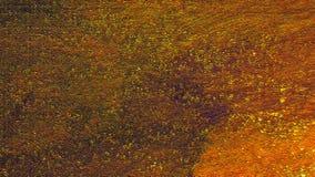 Abstrakta guld- slaglängder på yttersida Kontrastera tonat digitalt papper Grungebakgrund för affischen, dekor, inre stock illustrationer