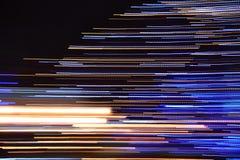 Abstrakta hastighetsbakgrundslinjer Royaltyfri Foto