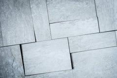 Abstrakta kamień textured tło, kamionka tafluje zbliżenie Obrazy Stock