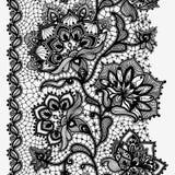 Abstrakta Koronkowy faborek Obraz Stock