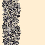 Abstrakta Koronkowy faborek Obrazy Royalty Free