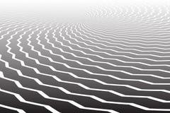 Abstrakta krabba linjer design vektor illustrationer