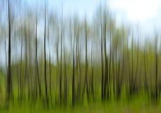 abstrakta krajobrazu Obraz Stock