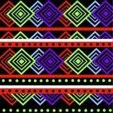 abstrakta kwadraty wzoru Zdjęcie Royalty Free