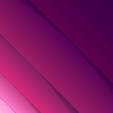 Abstrakta lila- och violetrektangelformer Royaltyfria Foton