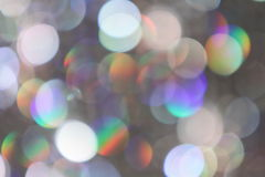 Abstrakta ljus Royaltyfri Foto