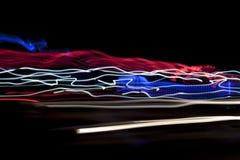 Abstrakta ljusa Art Photography Royaltyfria Foton