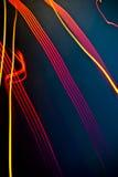 Abstrakta ljusa Art Photography Arkivfoton