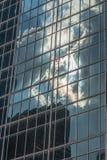 Abstrakta ljusa reflexioner royaltyfri bild