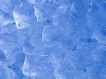 abstrakta lodu Zdjęcie Stock