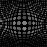 Abstrakta mörka Gray Technology Background Fotografering för Bildbyråer