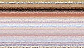 Abstrakta mjuka former och former, abstrakt bakgrund Arkivfoto