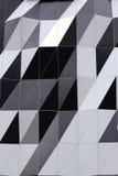 Abstrakta motiv av byggnadsväggen Arkivfoton