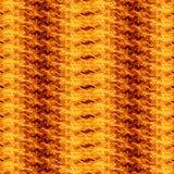 Abstrakta ogień płonie bezszwowego wzór na tle Zdjęcia Stock