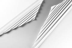 Abstrakta origami papierowy tło Fotografia Royalty Free