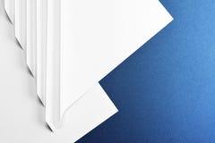 Abstrakta origami papierowy tło Obrazy Stock