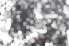 Abstrakta oskarpa ljus arkivbild