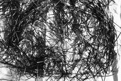 Abstrakta papierowy tło 02 Zdjęcia Stock