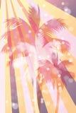 Abstrakta plażowy tło Obraz Stock