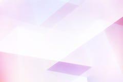 Abstrakta różowy geometryczny tło ilustracja wektor