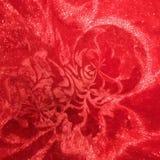 Abstrakta röda och rosblod och stjärnor Arkivfoto