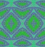 Abstrakta sömlösa lilor för diamantmodellgräsplan Arkivfoton