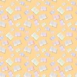Abstrakta sömlösa modellböcker Arkivfoto