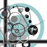 abstrakta schematu ilustracja wektor