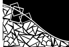 abstrakta schematu royalty ilustracja
