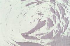 abstrakta schematu Niejasne postacie na szarości ścianie Piękny tło Obraz Royalty Free