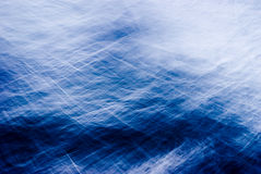 abstrakta spadnie śnieg Obrazy Royalty Free