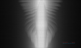 Abstrakta srebny tło, łuna ilustracja wektor