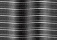 Abstrakta srebro zaokrąglał prostokąt siatki tła tekstury wektor ilustracja wektor