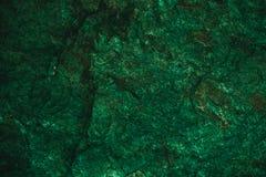 Abstrakta tło dla projekta i Rocznika ciemnozielony tło Szorstka zielona tekstura robić z kamieniem Zdjęcie Royalty Free