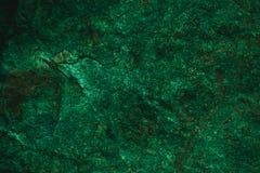 Abstrakta tło dla projekta i Rocznika ciemnozielony tło Szorstka zielona tekstura robić z kamieniem Zdjęcie Stock