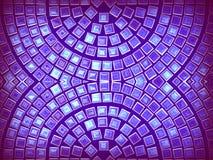 Abstrakta tło, kolorowy okrąg, sieć Fotografia Royalty Free