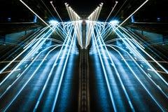 Abstrakta trafikljus Royaltyfri Foto