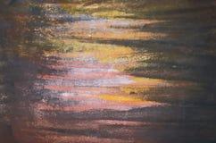 Abstrakta vektorvattenfärgbakgrunder på papper Royaltyfria Foton